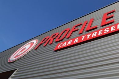 PROFILE CAR & TYRE SERVICE